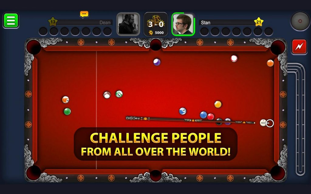 لعبة 8 Ball Pool