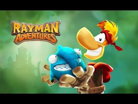 تحميل لعبة Rayman Adventures