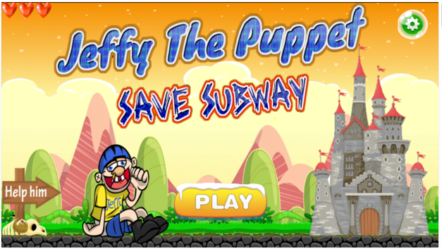 Jeffy The Puppet : Save The the Transformer Boy