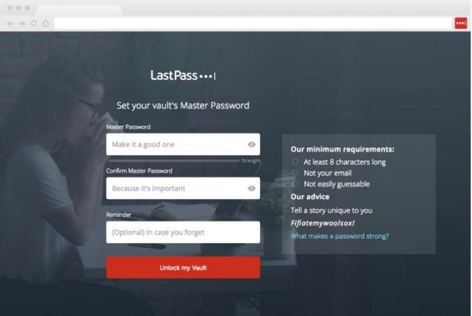 شـرح تطبيق LastPass لحماية جميع الأرقام السرية