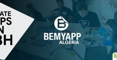 تغطية حدث BeMyApp الجزائر - الجزء الأول