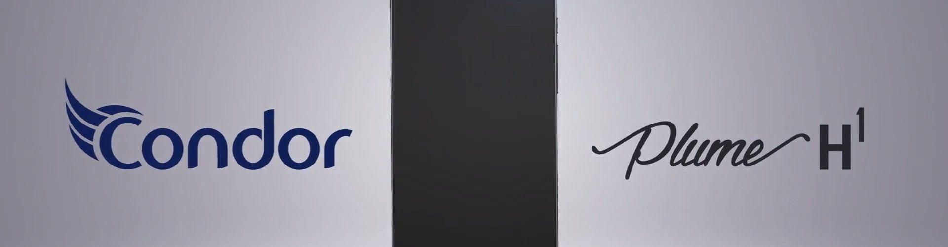 سعر ومواصفات هاتف كوندور الجديد Plume H1 - بليم أش 1