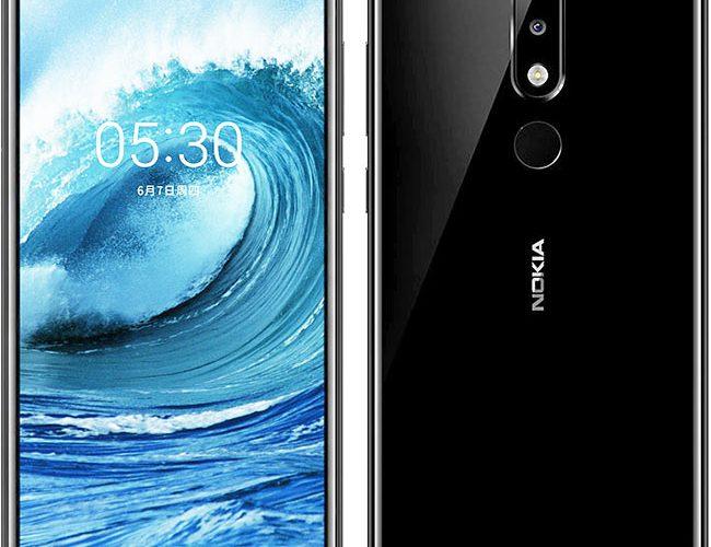 سعر و مواصفات هاتف نوكيا 5.1 بليس Nokia 5.1 Plus (Nokia X5)