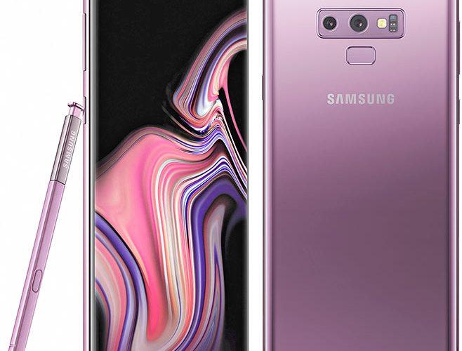 سعر و مواصفات هاتف سامسونغ غالاكسي نوت 9 / Samsung Galaxy Note9