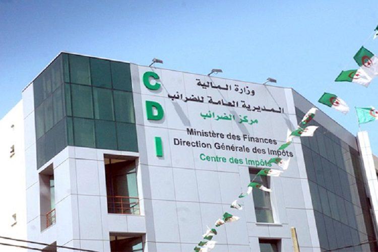تطبيق لحساب الضريبة على الدخل الاجمالي IRG في الجزائر