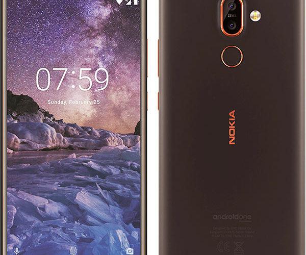 سعر ومواصفات هاتف نوكيا 7 بليس / Nokia 7 Plus