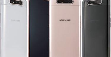 سعر ومواصفات هاتف سامسونغ Galaxy A80