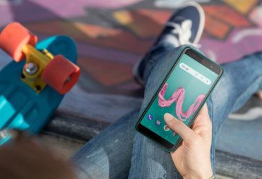 ويكو الجزائر تعيد طرح هاتف Lenny 5 بحجم شاشة أكبر