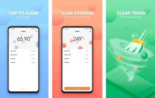 تطبيق Cleaner Lite