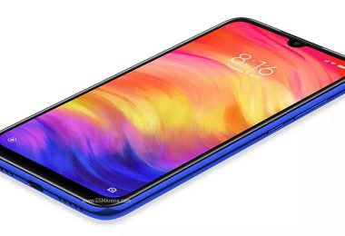 سعر ومواصفات هاتف شاومي Xiaomi Redmi Note 7 Pro