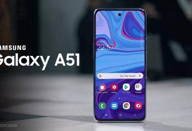 سعر ومواصفات هاتف سامسونغ غالاكسي آ51 / Samsung Galaxy A51