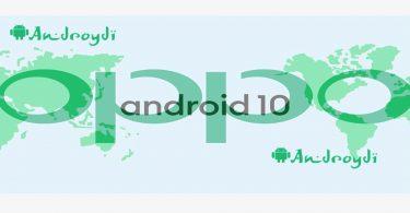 هواتف أوبو oppo المعنية بتحديث أندرويد 10 وقائمة بالهواتف الغير معنية
