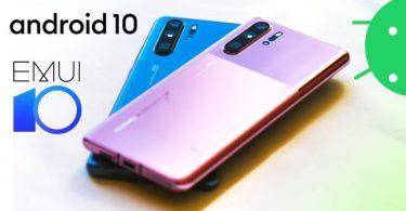 قائمة هواتف هواوي المعنية بتحديث أندرويد 10