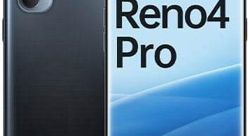 المواصفات التقنية و سعر هاتف أوبو رينو 4 برو / Oppo Reno4 Pro