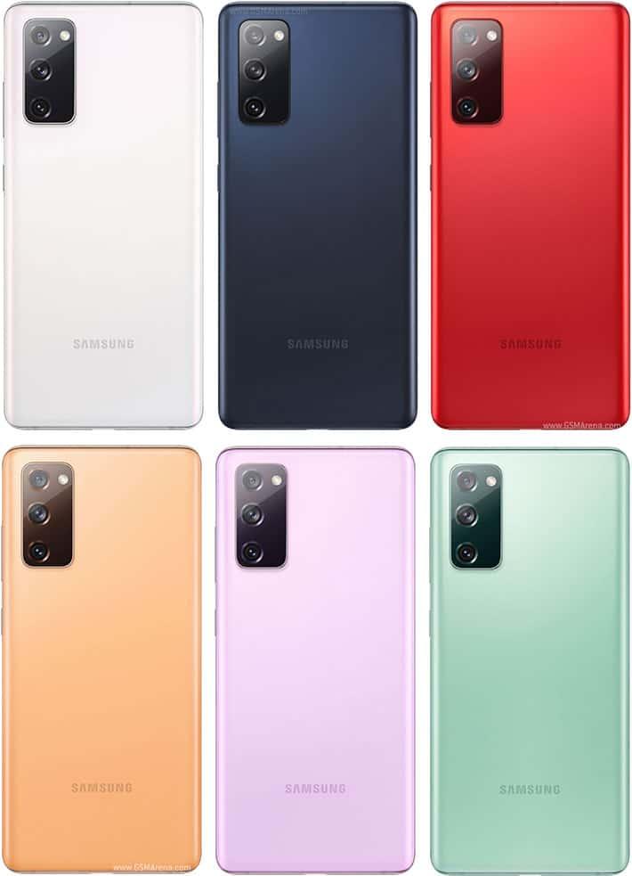 المواصفات التقنية الكاملة لهاتف Samsung Galaxy S20 FE 5G وسعره في الجزائر