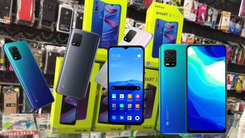 بيع الهواتف الجديدة في الأسواق الجزائرية الموزاية ... نعمة أم نقمة ؟