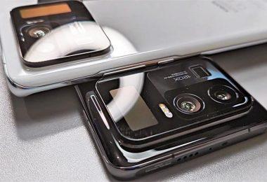 سعر ومواصفات هاتف Xiaomi Mi 11 Ultra المميز بشاشة صغيرة بجانب الكاميرا